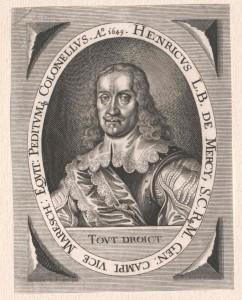 Mercy, Henri Baron de