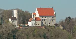 Mindelheim.Mindelburg