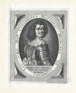 Moncada de Cardona, Mateo Marqués de