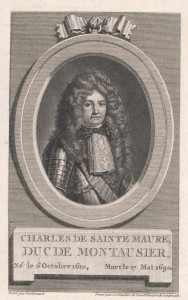 Montausier, Charles de Sainte-Maure, Duc de