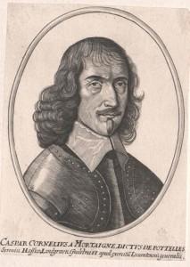 Mortaigne de Potelles, Kaspar Kornelius