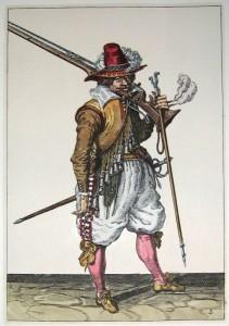 Musketier-Gheyn
