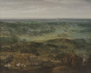 Peeter Meulener: Slaget vid Nördlingen (1634) I. NM 277