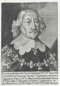 Johann Ludwig, Fürst von Nassau-Hadamar
