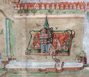 Nienburg_1634_Johann_Hamelmann