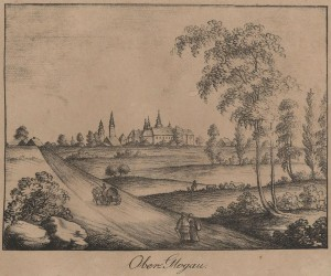 Oberglogau_Ansicht_19._Jahrhundert