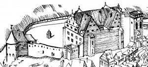 Ortenburg-Schreiberplan(1700)