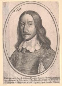 Oxenstierna, Johan Graf