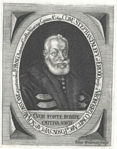 Pálffy von Erdöd, Stephan Graf