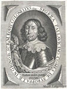 Pallavicini, Graf von Stroppa, Sforza