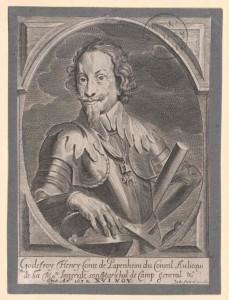 Pappenheim, Gottfried Heinrich Graf