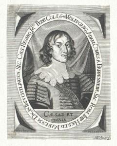 Pappenheim, Wolfgang Adam Graf von