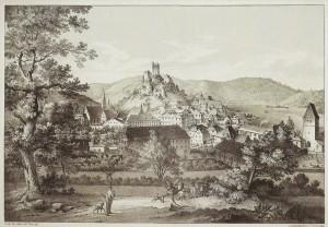 Pappenheim,_Historische_Ansicht09