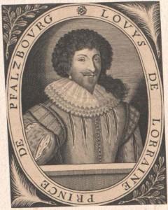 Ludwig von Lothringen-Guise, Prinz von Phalsbourg