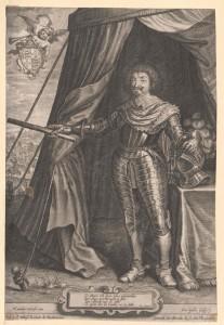 Piccolomini-Pieri, Octavio Fürst Duca d'Amalfi