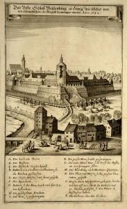 Pleißenburg_1642