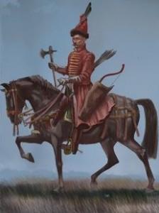 Polnischer Reiter[1524]