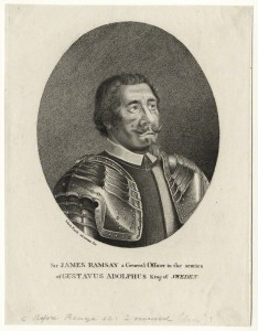 NPG D27182; ('Sir') James Ramsay ('Black Ramsay') after Sebastian Furck