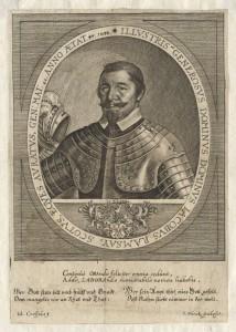 NPG D20835; ('Sir') James Ramsay ('Black Ramsay') by Sebastian Furck, after  Johannes Nicolas Cressius