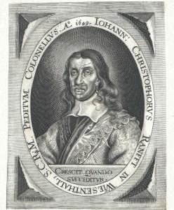 Ranfft von Wiesenthal, Johann Christoph