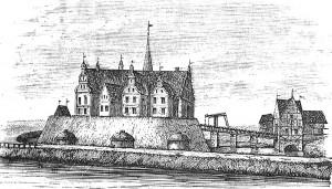 Ribe.Schloss.Riberhus
