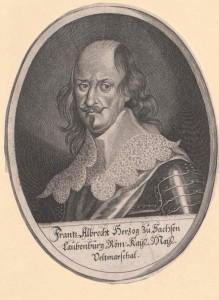 Franz Albrecht, Herzog von Sachsen-Lauenburg