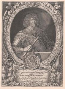 Schönburg, Otto Friedrich Freiherr von