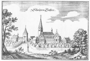 Scheyern.Kloster