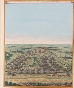 Schlacht auf der Hülser Heide, 1642