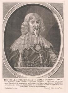 Schwarzenberg, Adam Graf von