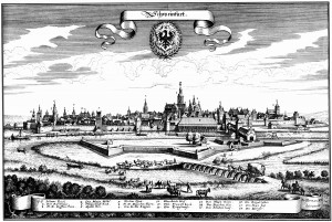 Schweinfurt-1648-Merian