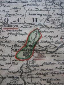 Schweinfurt-Territorium
