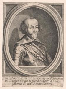 Serbelloni, Conte di Castiglione, Giovanni