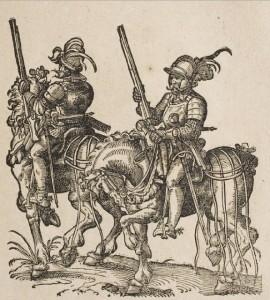Spanische Reiter 2