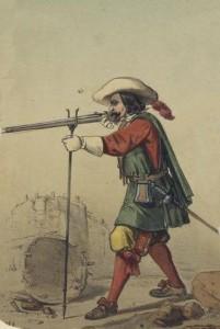 Spanischer Musketier1