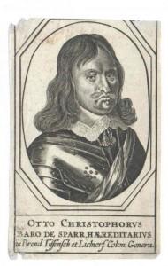 Sparr, Otto Christoph Freiherr von