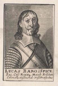 Spieck zu Bibergau und Langenau, Lukas Ritter von