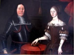 Sporck mit Eleonora Marie Kate ina von Fineck