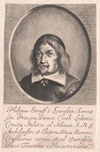 Streuff von Lauenstein, Philipp