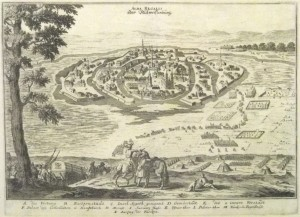 Stuhlweißenburg 1601