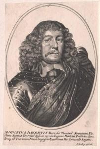Trandorf, August Adolf Freiherr von
