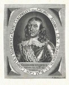 Traudisch, Georg Adam Freiherr von