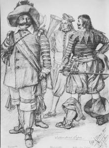 Trompeter,_Schulmeister,_Holkischer_Jäger
