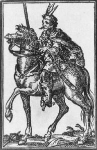 Ungarischer Reiter 1648[1525]