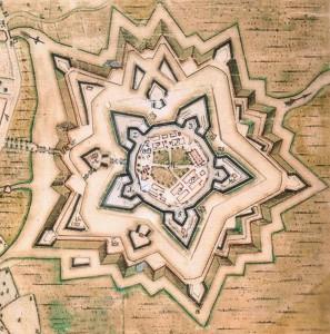 Vechta_1770_Karte