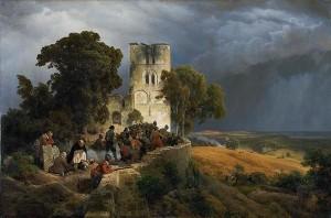 Verteidigung eines Friedhofs[891]