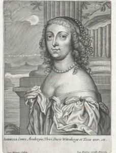 Arenberg, Isabella Herzogin
