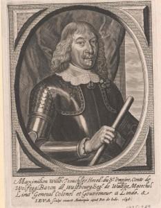 Waldburg-Wolfegg-Waldsee, Maximilian Willibald Graf