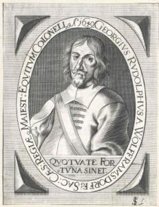 Wolframsdorf, Georg Rudolf von