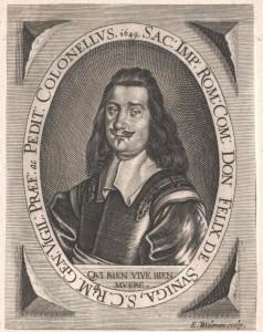 Zúñiga y Guzmán, Felix Conde de